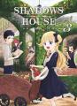Couverture Shadows House, tome 3 Editions Glénat (Seinen) 2020