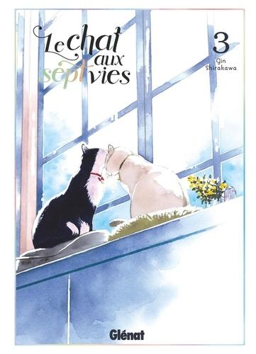 Couverture Le chat aux sept vies, tome 3