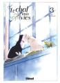 Couverture Le chat aux sept vies, tome 3 Editions Glénat (Seinen) 2020