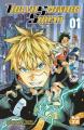 Couverture Tokyo Shinobi Squad, tome 1 Editions Kazé (Shônen) 2020