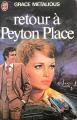 Couverture Peyton Place, tome 2 : Retour à Peyton Place Editions J'ai Lu 1979
