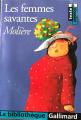 Couverture Le misanthrope / Le misanthrope ou l'atrabilaire amoureux Editions Gallimard  (La bibliothèque) 1999