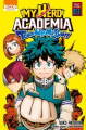 Couverture My Hero Academia Team-Up Mission, tome 1 Editions Ki-oon (Shônen) 2020