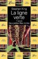Couverture La ligne verte, tome 1 : Deux petites filles mortes Editions Librio 2001
