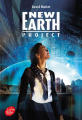 Couverture New earth project Editions Le Livre de Poche (Jeunesse) 2020