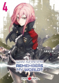 Couverture Why nobody remembers my world ?, tome 4 Editions Doki Doki 2020