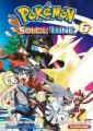 Couverture Pokémon : Soleil et lune, tome 6 Editions Kurokawa (Shônen) 2020