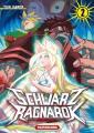 Couverture Schwarz Ragnarök, tome 2 Editions Kurokawa (Shônen) 2020