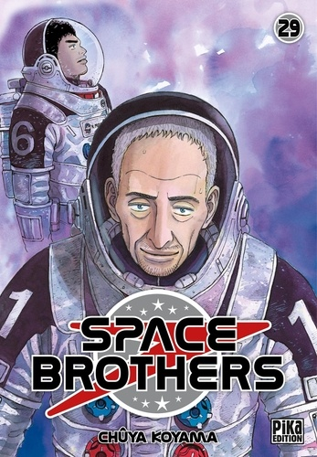 Couverture Space brothers, tome 29