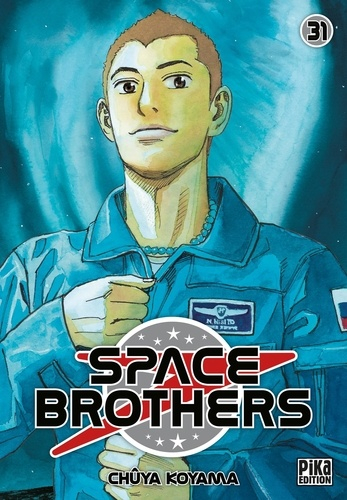 Couverture Space brothers, tome 31