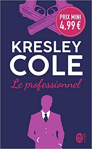 Couverture Mafia & séduction, tome 1 : Le professionnel