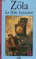 Couverture La Bête humaine Editions Eddl 1996