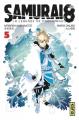 Couverture Samurai 8 : La légende de Hachimaruden, tome 5 Editions Kana (Shônen) 2020