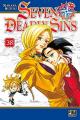 Couverture Seven Deadly Sins, tome 38 Editions Pika (Shônen) 2020
