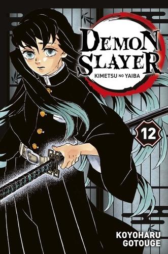 Couverture Les rôdeurs de la nuit / Demon Slayer, tome 12