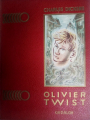 Couverture Oliver Twist / Les Aventures d'Oliver Twist Editions Librairie Gedalge 1955
