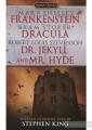 Couverture Les Plus Grands Romans D'Epouvante de La Litterature Classique: Frankenstein, L'Etrange Cas Du Dr Jekyll Et de MR Hyde, Dracula Editions Signet (Classic) 2010