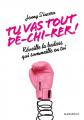 Couverture Tu vas tout dé-chi-rer ! Editions Marabout (Ta vie en mieux !) 2018