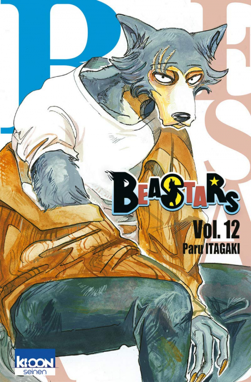 Couverture Beastars, tome 12