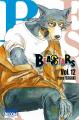 Couverture Beastars, tome 12 Editions Ki-oon (Seinen) 2020