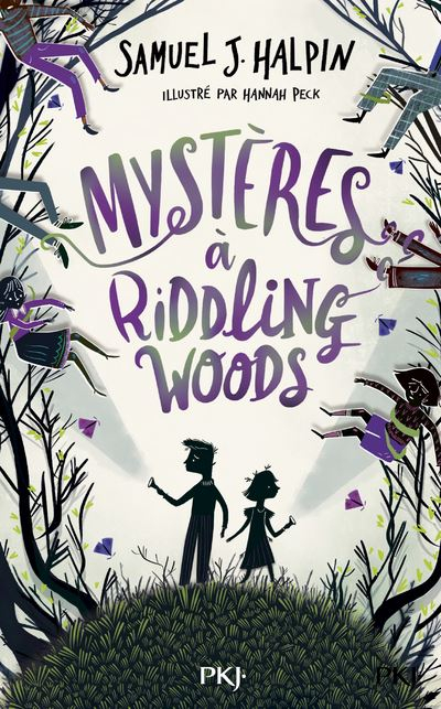 Couverture Mystères à Riddling Woods