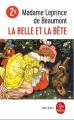 Couverture La Belle et la Bête Editions Le Livre de Poche (Libretti) 2019