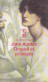 Couverture Orgueil et Préjugés / Orgueil & Préjugés Editions 10/18 1996