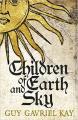 Couverture Enfants de la terre et du ciel Editions Hodder 2017