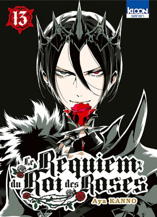 Couverture Le requiem du roi des roses, tome 13