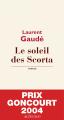 Couverture Le Soleil des Scorta Editions Actes Sud 2013