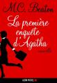 Couverture Agatha Raisin enquête, hors-série : La Première Enquête d'Agatha Editions Albin Michel 2020