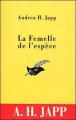 Couverture La femelle de l'espèce Editions Le Masque 1996