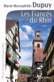 Couverture Les Fiancés du Rhin Editions Calmann-Lévy (Territoires) 2012