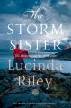 Couverture Les sept soeurs, tome 2 : La soeur de la tempête Editions Pan Books 2015