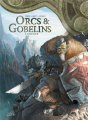 Couverture Orcs & Gobelins, tome 09 : Silence Editions Soleil 2020