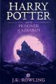 Couverture Harry Potter, tome 3 : Harry Potter et le prisonnier d'Azkaban Editions Pottermore Limited 2015
