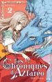 Couverture Les Chroniques d'Azfaréo, tome 2 Editions Akata (M) 2020