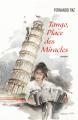 Couverture Tango, Place des Miracles Editions Librinova 2020