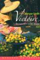 Couverture Victoire, les saveurs et les mots Editions Mercure de France 2006