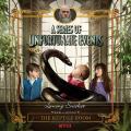 Couverture Les désastreuses aventures des orphelins Baudelaire, tome 02 : Le laboratoire aux serpents Editions HarperAudio 2014