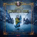 Couverture Les désastreuses aventures des orphelins Baudelaire, tome 10 : La Pente Glissante Editions HarperAudio 2004