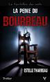 Couverture La Peine du bourreau Editions Taurnada (Le tourbillon des mots) 2020