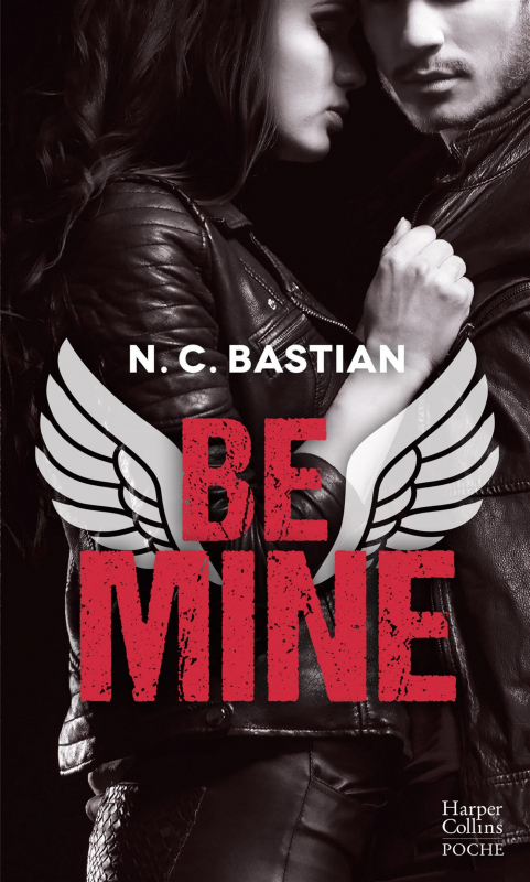 Couverture Be mine