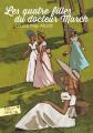 Couverture Les Quatre Filles du docteur March / Les Filles du docteur March Editions Folio  (Junior) 2017