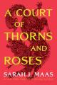 Couverture Un palais d'épines et de roses, tome 1 Editions Bloomsbury 2020