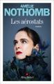 Couverture Les aérostats Editions Albin Michel 2020