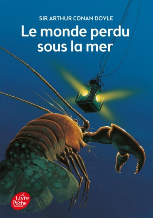 Couverture La ville du gouffre / Le monde perdu sous la mer