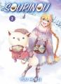 Couverture Soupinou, tome 2 Editions Komikku 2020