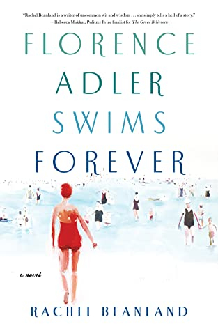Couverture Florence Adler Swims Forever