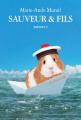 Couverture Sauveur & fils, tome 6 Editions L'École des loisirs 2020